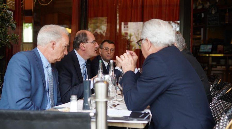 A table ! … avec Jean Castex
